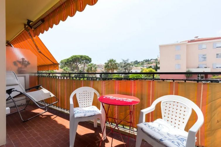 Charmant studio proximité Monaco avec parking