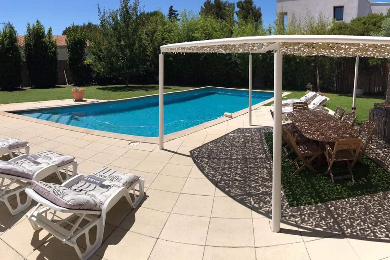Villa contemporaine à Carry-le-Rouet