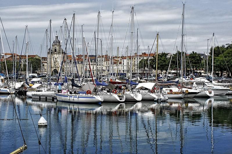 bateau La Rochelle