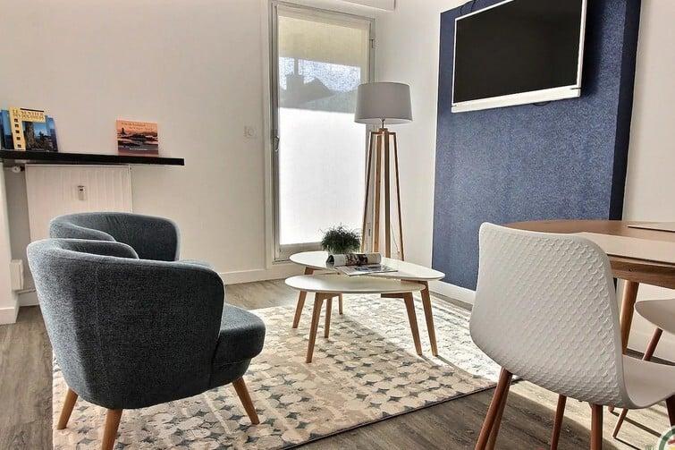 Appartement à 2 pas du centre historique - Airbnb Saint-Brieuc
