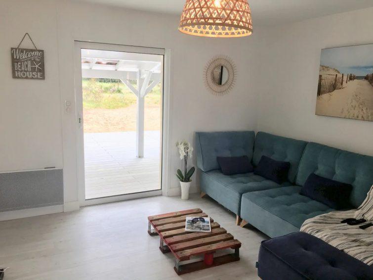 """""""La Plage"""" Une Maison face aux dunes de l'océan ! - Airbnb La Tranche-sur-Mer"""