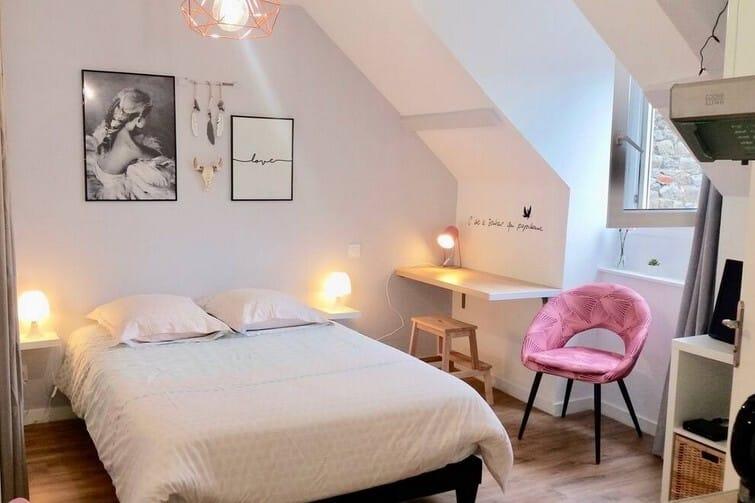 Appartement* Cocoon Chic, au coeur du centre ville - Airbnb Saint-Brieuc