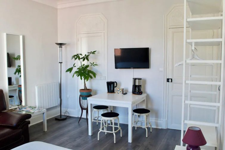 Appartement LUXE proche Thermes, Parcs, Opéra