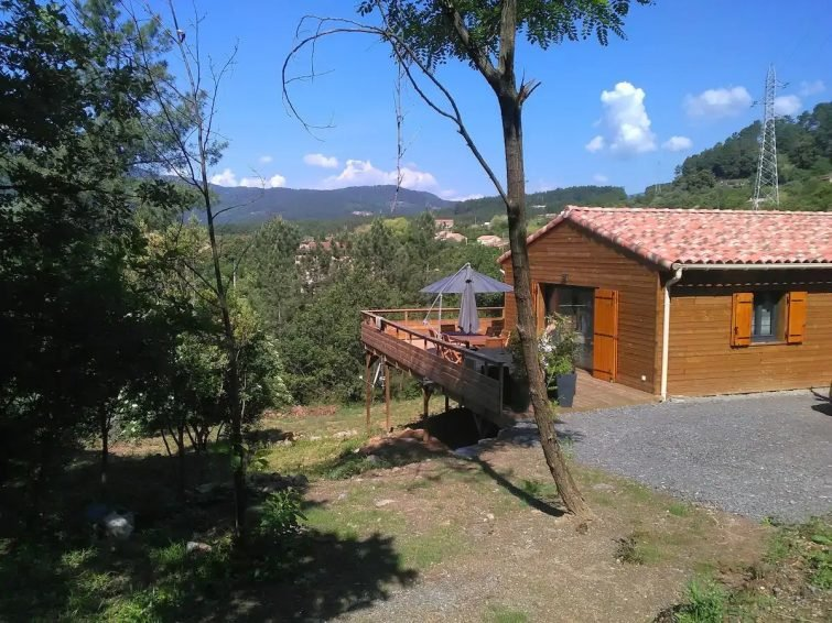Sud Ardèche les Vans Maison neuve climatisée