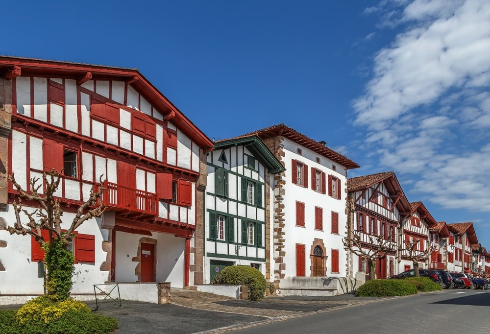 villages de Nouvelle Aquitaine Ainhoa