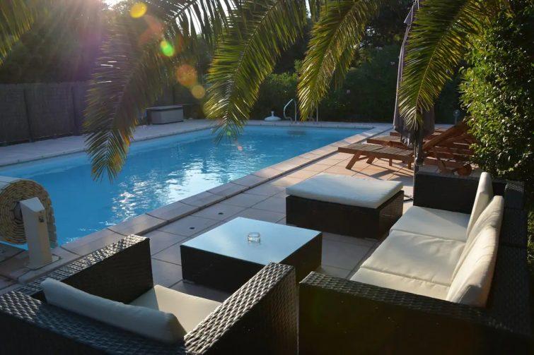 Maison Argeles 4/6 personnes avec piscine privée