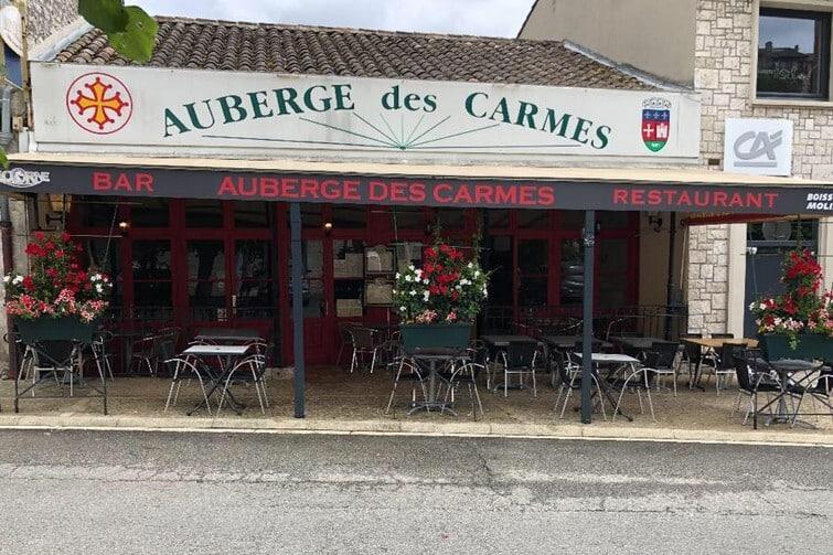 Auberge des Carmes