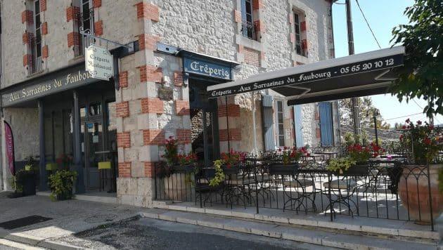 Où manger à Lauzerte ?