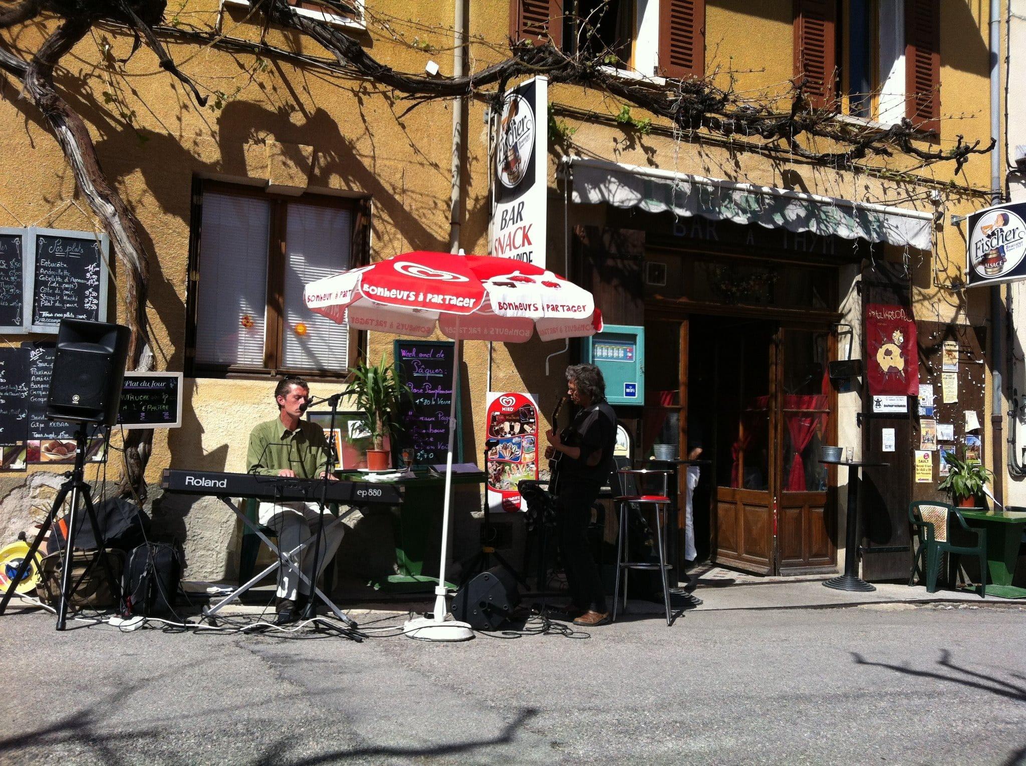Manger Montbrun - Bar à Thym