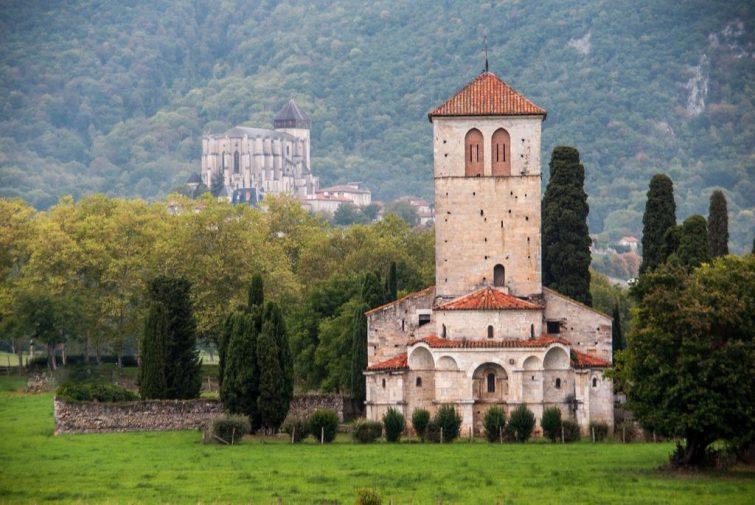Basilique Saint-Just-de-Valcabrère