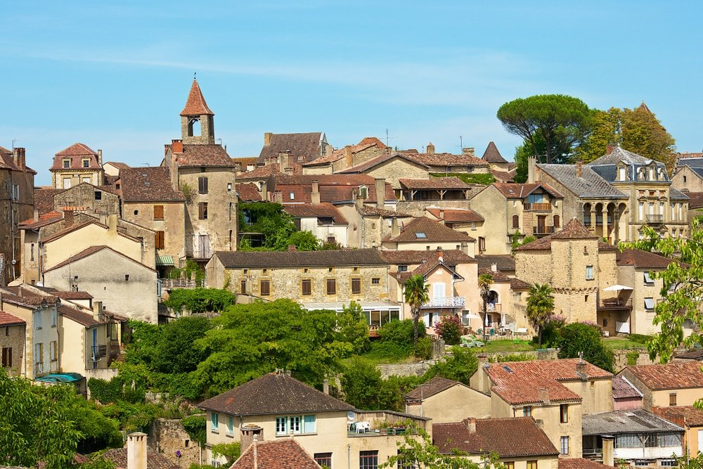 Villages de Dordogne : Belvès