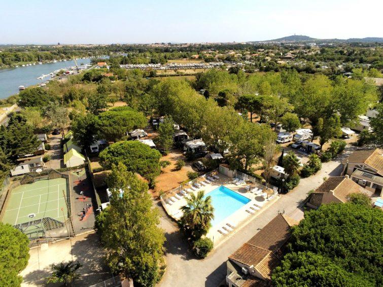 Camping Cap d'Agde Les Romarins
