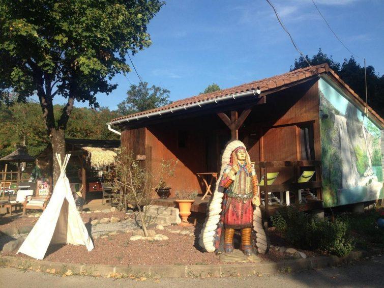 Camping des Issoux