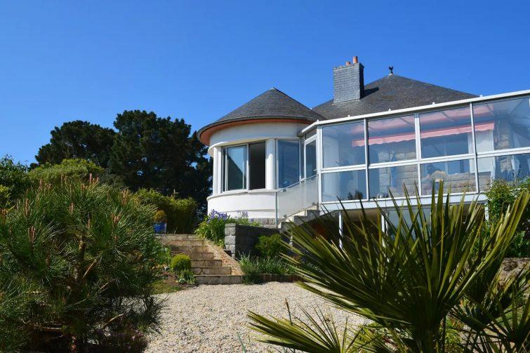 Maison vue sur mer Cancale