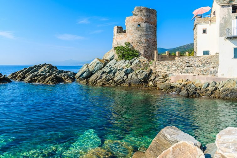 Visiter Haute-Corse Cap Corse