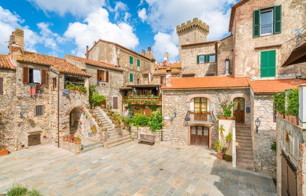 villages Toscane - Capalbio