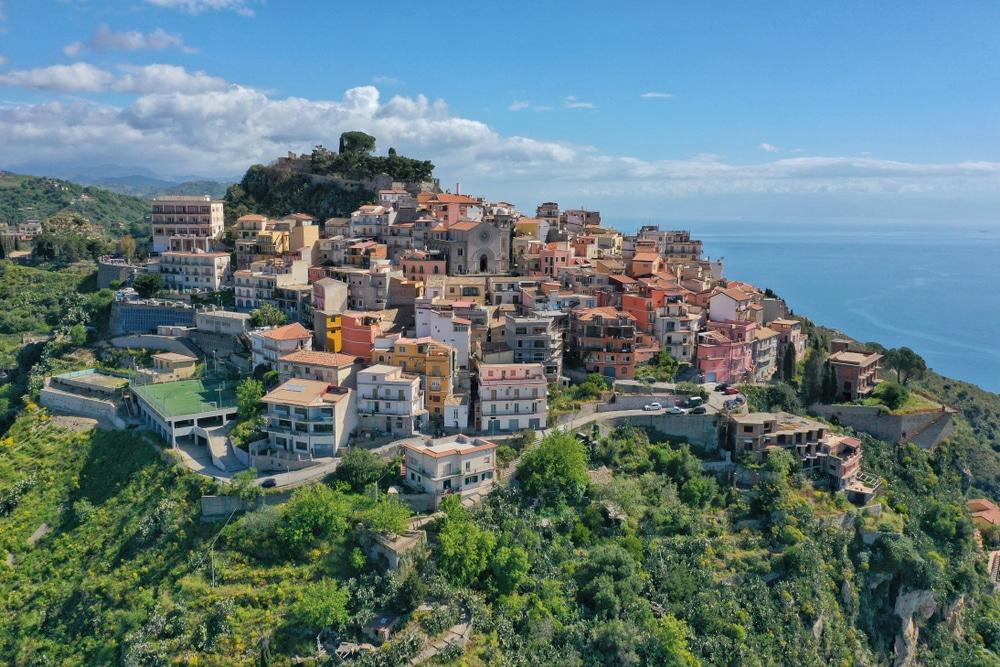 villages Sicile - Castelmola