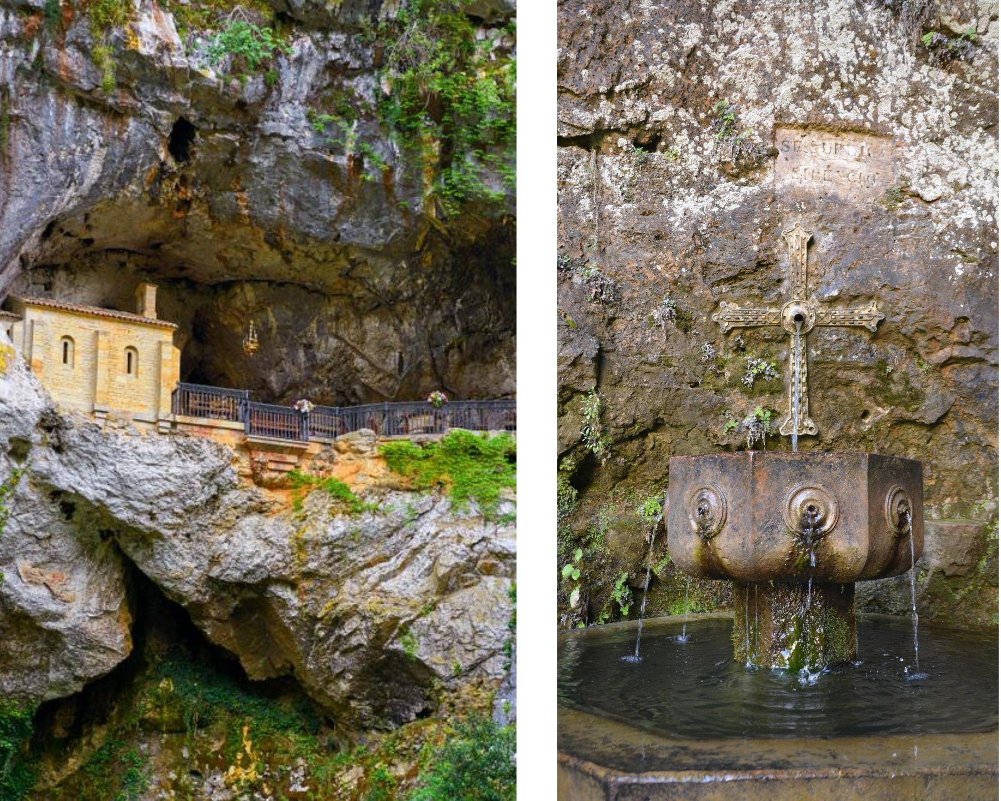 Chapelle et Fontaine