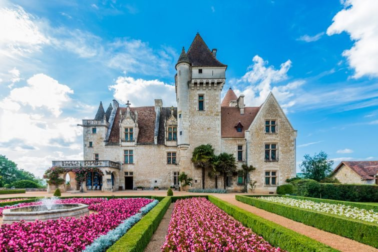 Visiter la Dordogne : Chateau des Milandes