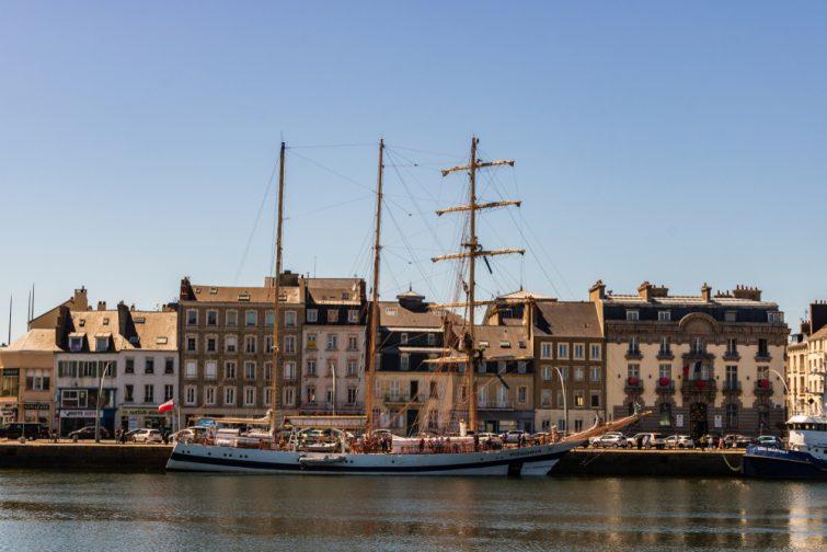 Cherbourg en Normandie