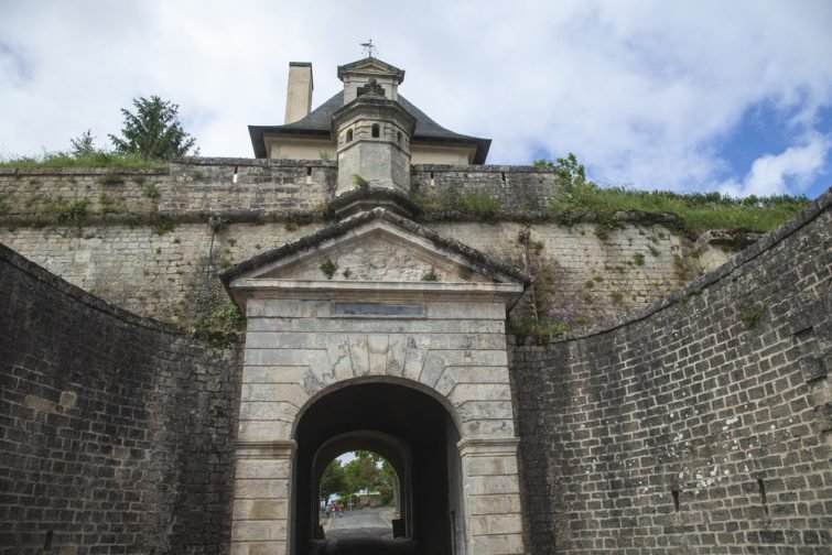 Visiter Gironde Citadelle Blaye