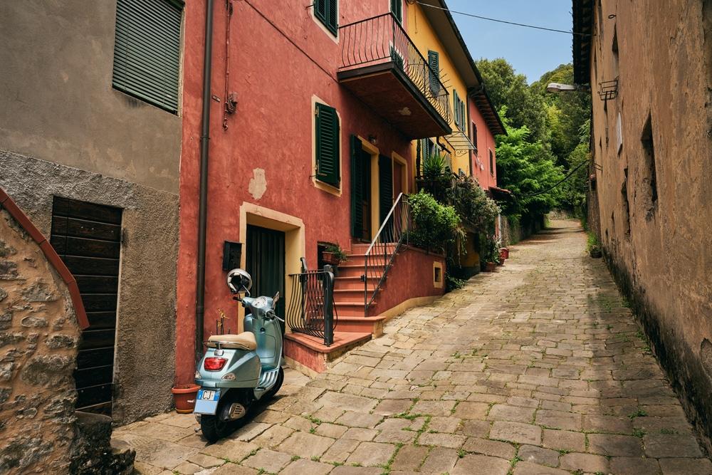 villages Toscane - Collodi