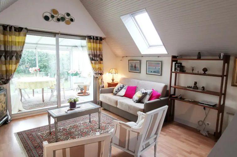 Maison cosy plain-pied Concarneau