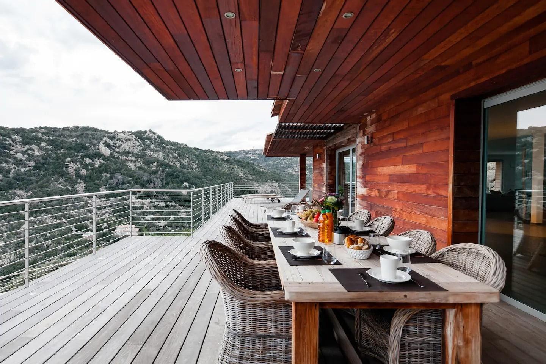 Villa Architecte Corse du Sud