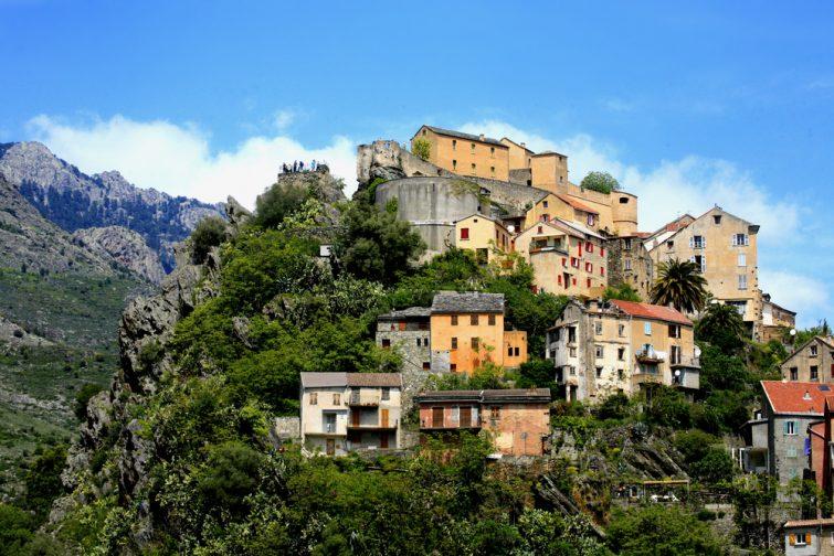 Visiter Haute-Corse Corte