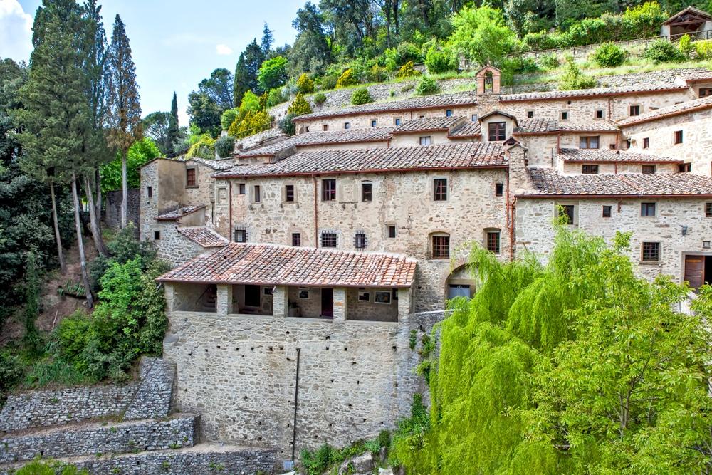villages Toscane - Cortona