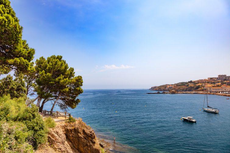 Cote Banyuls Sur Mer