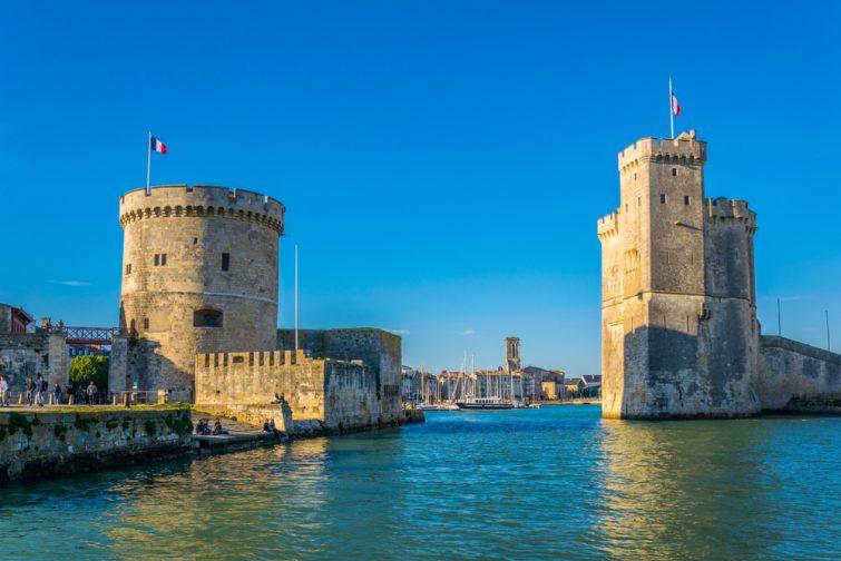 Deux Tours la Rochelle