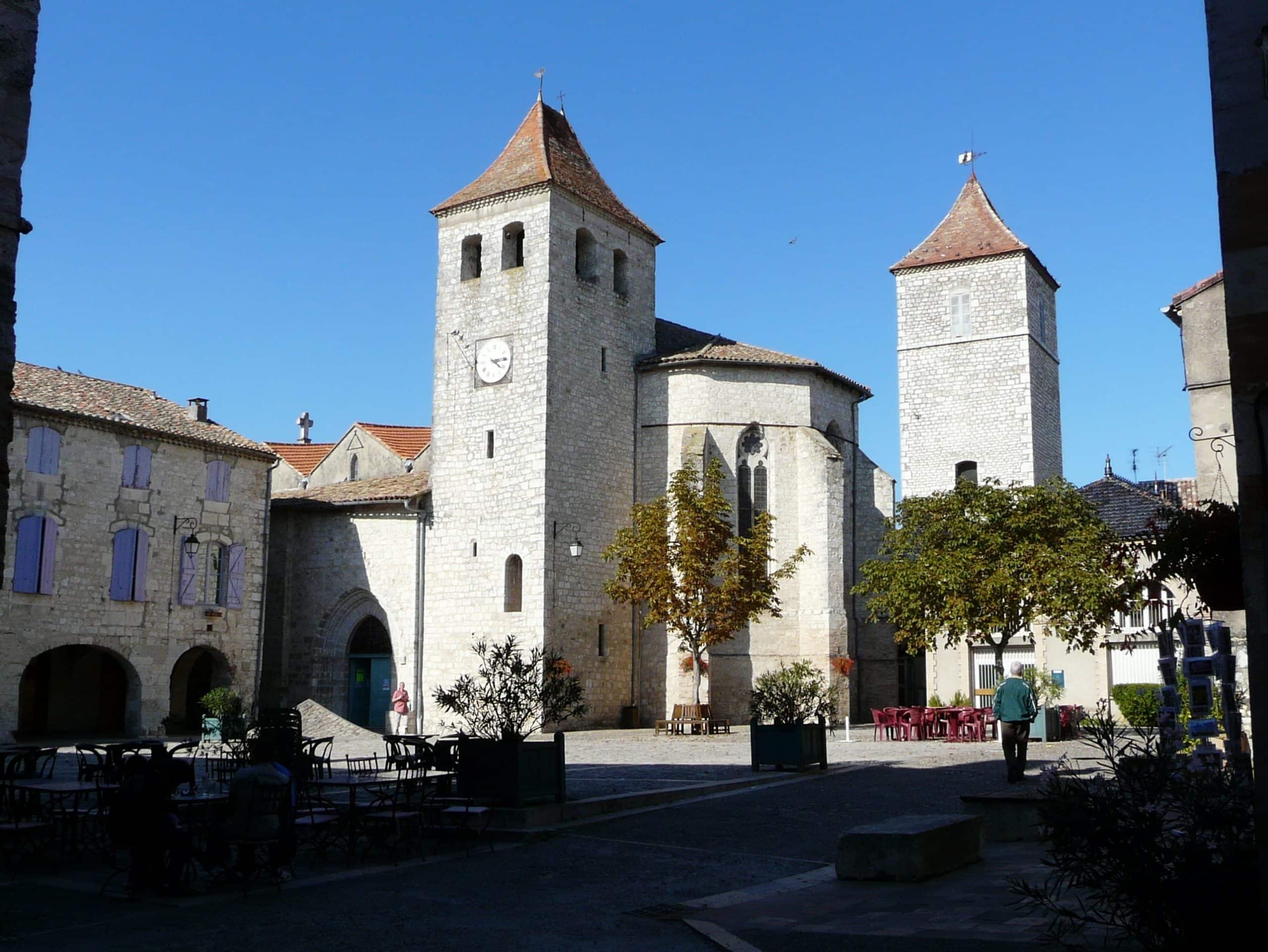 Eglise de Lauzerte