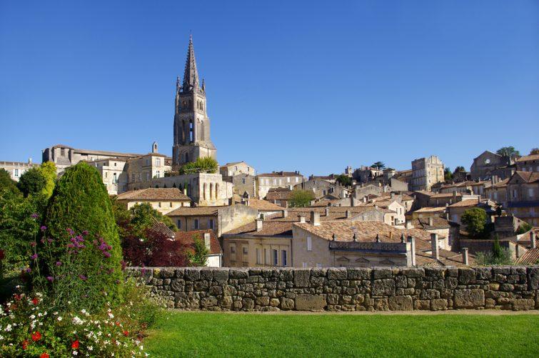 Visiter Gironde Eglise Saint Emilion