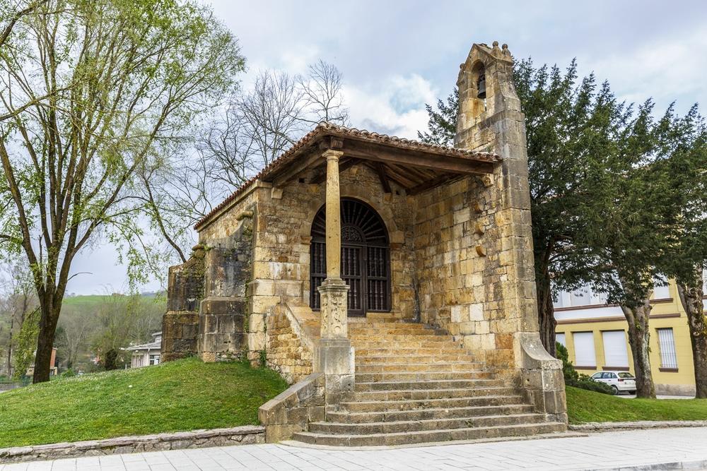 Ermitage de Santa Cruz