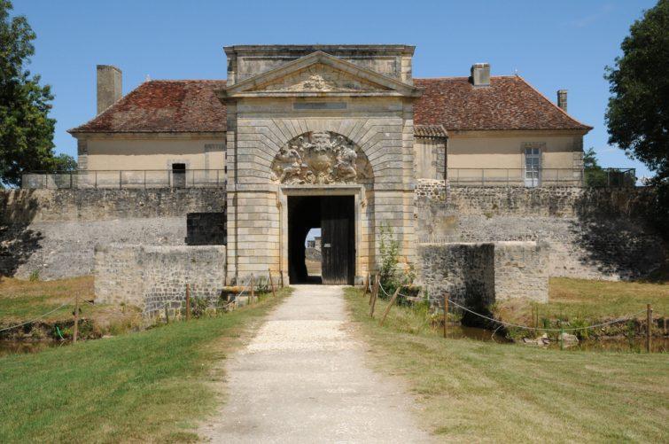 Visiter Gironde Fort Medoc