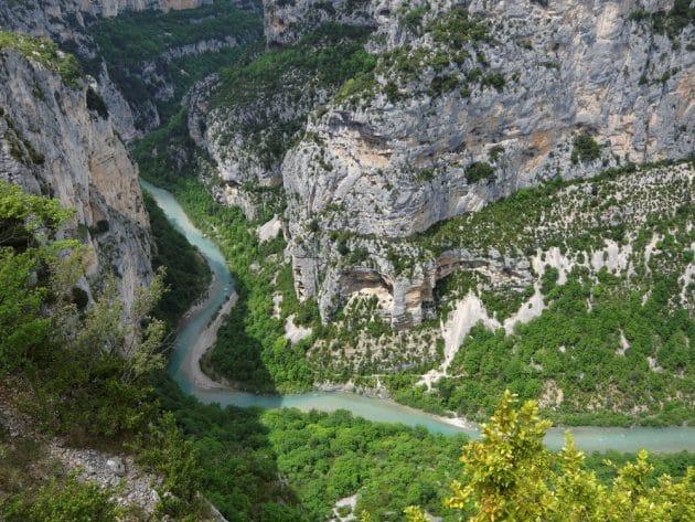 8 endroits où faire du canyoning dans le Var