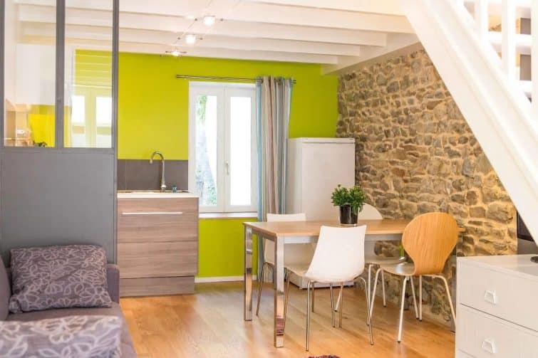 Airbnb - Un toit à Granville (bis)