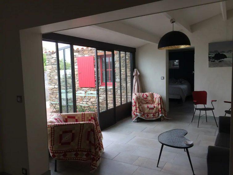 Maison près du port de Joinville