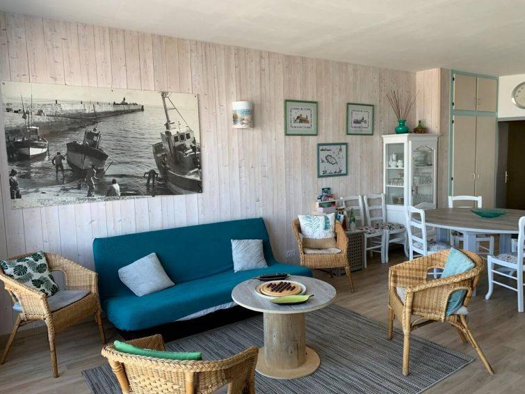 Airbnb Île d'Yeu Appartement Près du Port