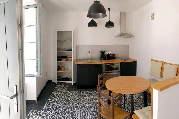 Airbnb Île d'Yeu Maison avec cour