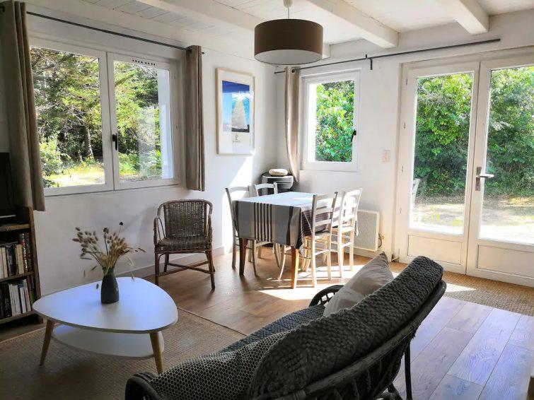 Airbnb Île d'Yeu Maison proche plage des Conches