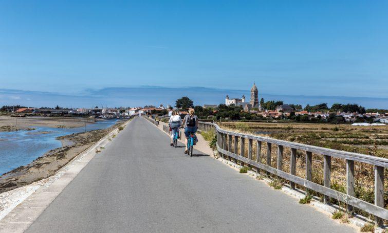 Ile de Noirmoutier à Vélo