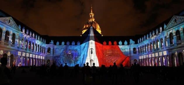 De Lutèce à Paris, le nouveau show historique aux Invalides