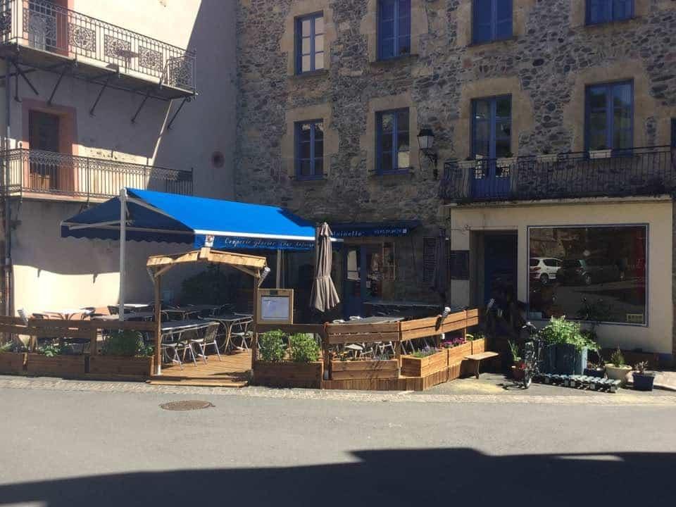 Crêperie chez Antoinette - manger à Sainte-Eulalie-d'Olt
