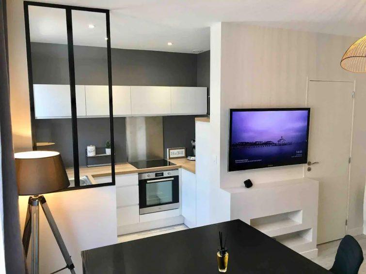 Appartement équipé Lorient