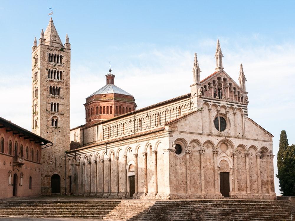 villages Toscane - Massa Marittima