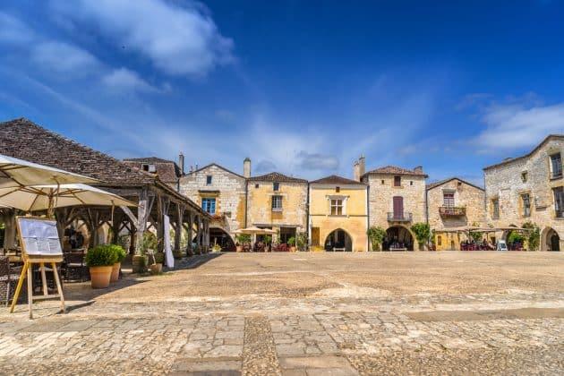 Les 10 plus beaux villages de Dordogne