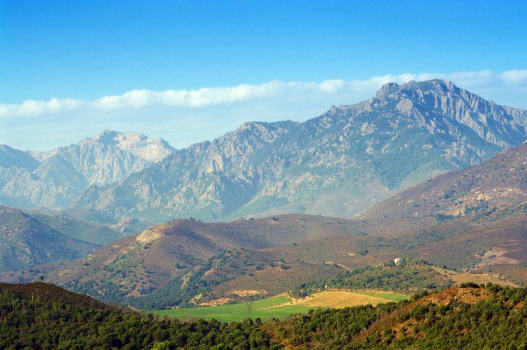 Visiter Haute-Corse Monte Cinto