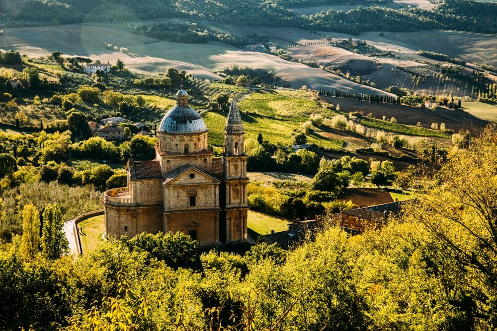villages Toscane - Montepulciano